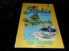 Jidéhem : Sophie 18 : Don Giovanni EO 1990