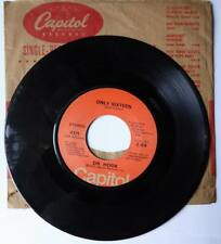 Dr. Hook 45 RPM Record-Only Sixteen