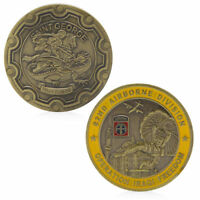 82nd Airborne Division Saint George Challenge Commemorative Coin Gift Collection