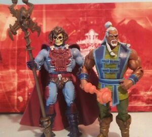 He-Man MOTU Classics Lot of 2 Action figures Skeletor and more