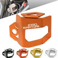 CNC Moto Rear Brake Fluid Reservoir Guard Cover Protect Pour KTM 1090 Adventure
