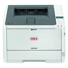 Oki B432dn Led Printer - Monochrome - 1200 X 1200 Dpi Print - Plain (62444401)