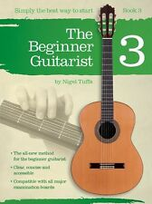 Nigel Tuffs The Beginner Guitarist Learn to Play Easy Lesson Guitar Music Book 3