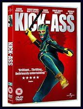 KICK ASS - (2010) AARON JOHNSON  - **BRAND NEW & SEALED DVD**