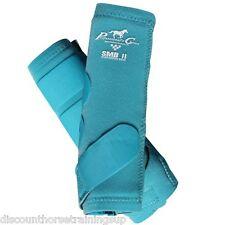Professional's Choice SMBII Turquoise Sport Medicine Boots Prof Medium M SMB Pro