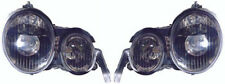 96-99 E-Class W210 BLACK Projector Headlights E320 E420