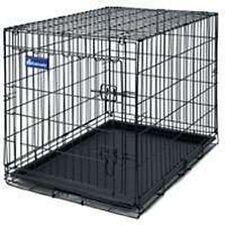 NEW 21034 EXTRA LARGE BLACK TRAINING PET DOG KENNEL