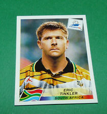 N°184 TINKLER SOUTH AFRICA AFS PANINI FOOTBALL FRANCE 98 1998 COUPE MONDE WM