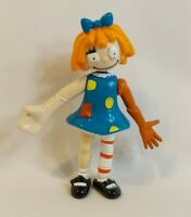 "1993 Molly Coddle 3.25"" Subway PVC Action Figure Bump In The Night"