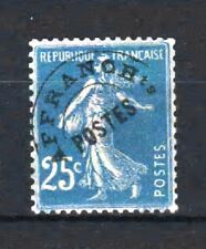 """FRANCE TIMBRE PREOBLITERE 56a """" SEMEUSE 25c SURCHARGE A PLAT """" NEUF xx LUXE R302"""
