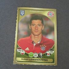 547E Panini Fifa 365 Coupe Confédérations 2017 Lewandowski 308 Sticker
