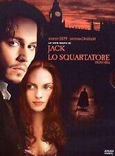 La Vera Storia Di Jack Lo Squartatore (2001) 2-DVD Edizione DigiPack