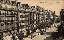 CPA Paris 14e Paris-Boulevard Raspail (311085)
