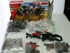 Meccano 17204 25 In 1 Motorized Off Road Racer-Building Set Kit Level 3
