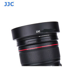 58mm Professional Hard Metal Lens Hood For Canon 18-55mm 55-250mm 75-300mm Shade