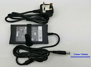 Genuine Dell Laptop PA-2E  65W 19.5V 3.34A  AC Power Charger Adapter Slim