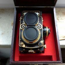 Rollei Rolleiflex 2,8 F Aurum