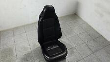BMW Z3 Roadster Beifahrersitz ohne Gestell-Sitzfläche Leder schwarz/Sitzheizung