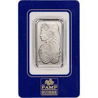 1 oz. Palladium Bar - PAMP Suisse - Fortuna - 999.5 Fine in Vintage Sealed Assay