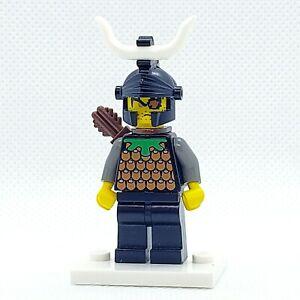 LEGO Minifigure Knights Kingdom I Gilbert the Bad Dragon Helmet cas279 Castle