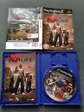 25 TO LIFE - PlayStation 2 PS2