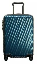 TUMI 19 Degree Polycarbonate International Glacier Blue Carry-On Luggage 4862