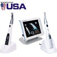Dental Endo Tratamiento 16:1 Mini Endo Motor LED/Endo-2/Localizador de Ápex DTE