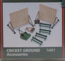 MODELSCENE 5401  1:76 OO SCALE Cricket Ground Accessories