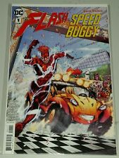 FLASH SPEED BUGGY SPECIAL #1 DC COMICS JULY 2018 VF (8.0 OR BETTER)