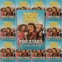 Top Trumps Single Cards Tournament Popstars Singers / Groups Various (FB3)