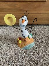 "Grand Jester Studios Disney Showcase Frozen ""Olaf"" Figurine #4046190 Snowman"