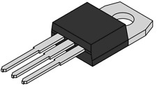 10 x IRL540 N-Channel MOSFET 36A 100V 0,044 Ohm TO-220