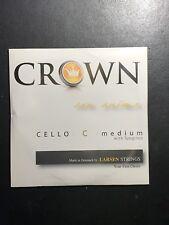 Larsen Crown Cello C String Medium 4/4 30% Less Than RRP of £20.36