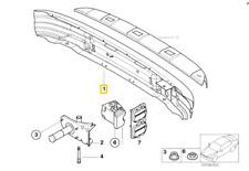 51122268674 Sostegno traversa paraurti posteriore -ORIGINALE- BMW Z3 E36