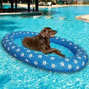 Summer Dog Pool Float - Large Pool Float (50 Pounds and Up)