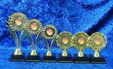 1st to 6th Award Trophy Presentation Set Any Sport Dance Ahtletics School