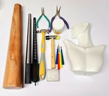 Large Lot Of Tools For Jewelry Making Hand Tools For Jewelry Making Mandrel