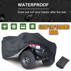 3XL Quad Waterproof ATV Cover Storage Protection For Yamaha Raptor 660R 700 700R