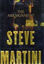 The Arraignment (Paul Madriani Novels) by Martini, Steve