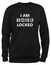 Styletex23 Sweatshirt Herren I Am Sherlocked Sherlock Holmes