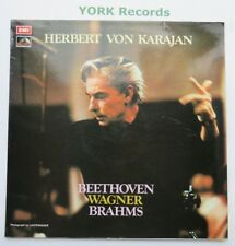SEOM 18 - HERBERT VON KARAJAN - Beethoven / Wagner / Brahms - Ex Con LP Record