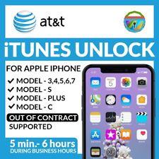 APPLE IPHONE 4 AT&T ATT ITUNES UNLOCK SERVICE PREMIUM SPEED NO SPRINT