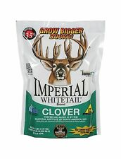 Whitetail Institute Imperial Clover Food Plot Seed 4-Pound (.5 . Free Shipping