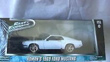 GREENLIGHT 2017 1/43 ROMAN'S 69 FORD MUSTANG FAST & FURIOUS NEW IN STOCK