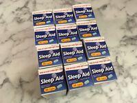 432 Caplets Sleep Aid HCl 25mg *Exp: 6/2021* Compare to Tylenol Simply Sleep