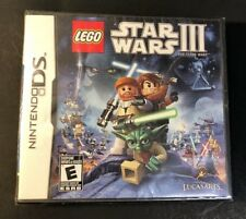 LEGO Star Wars 3 [ The Clone Wars ] (DS) NEW