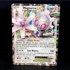 Magearna EX - XY Steam Siege 75/114 - Half-Art Holo Rare Pokemon Card