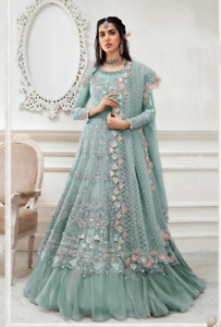 Indian Readymade Anarkali Suit Pakistani Shalwar Kameez Anarkali Medium Size