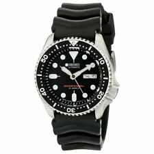 Seiko Prospex Men's Black Watch - SKX007J1