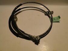 """1952 Lincoln 57 & 1/4"""" Inch Speedometer Cable Assembly NOS Fomoco"""